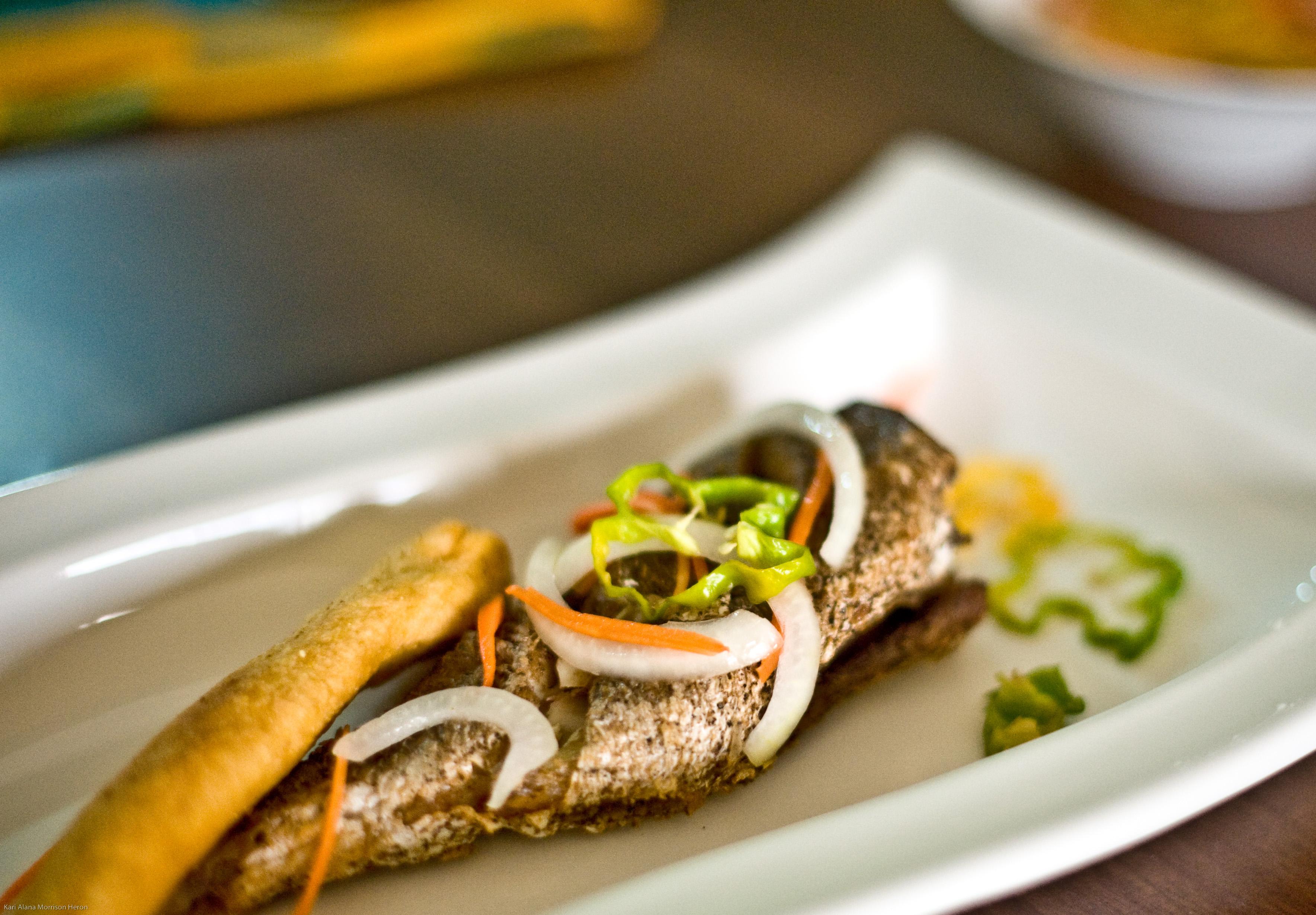 Best Jamaican Escoveitch Fish Recipe