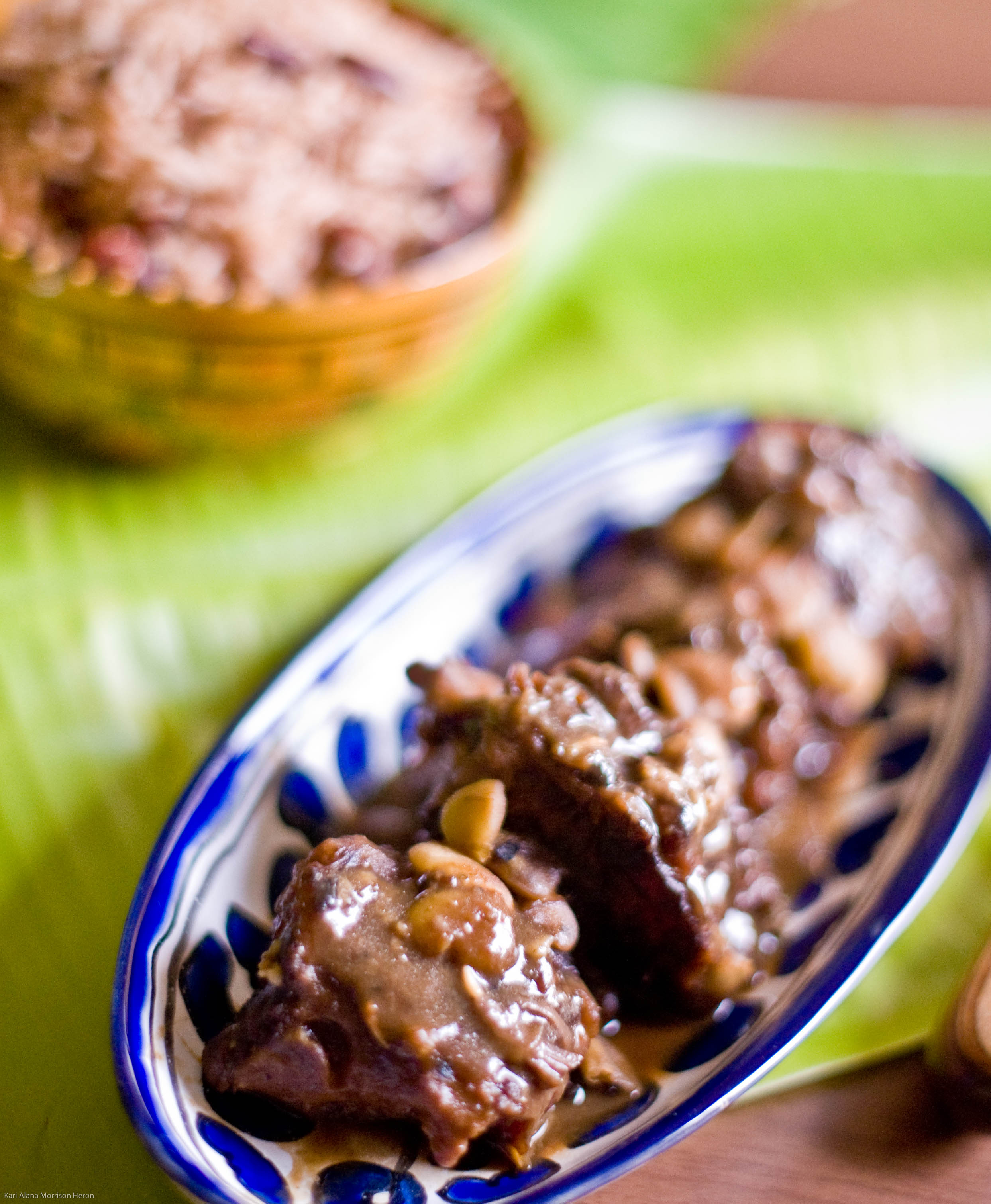 oxtail bean stew 9 Serve hot with Rice and Peas or Cauliflower Rice for a low carb alternative.