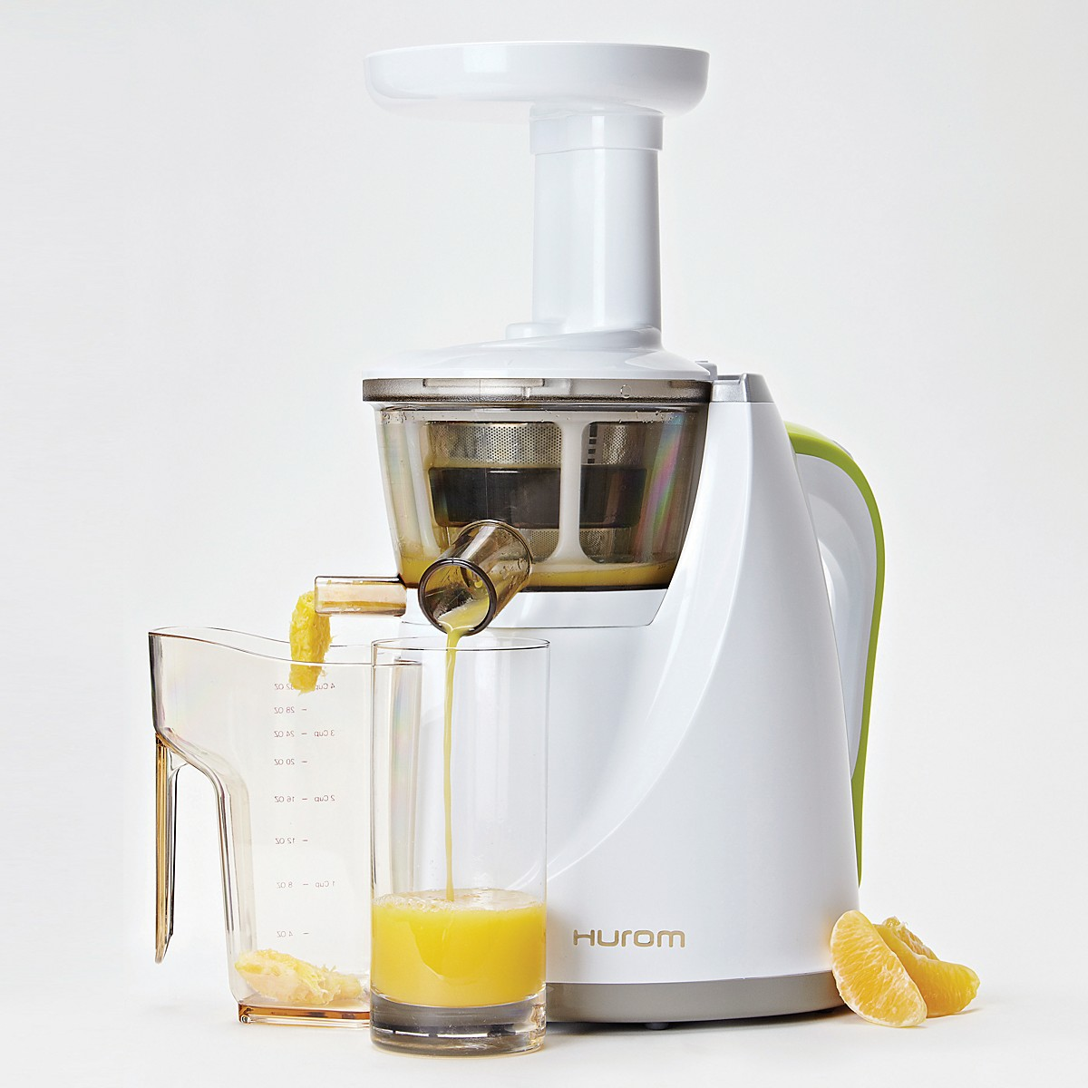 Hurom Slow Masticating Juicer : The Wish List 2014 Our favourite kitchen appliances for chefs and avid home cooks