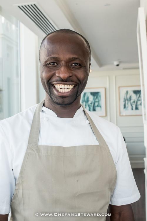 Chef Izu Ani La Serre Dubai Interview Chef and Steward Food Blog-14